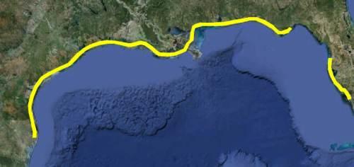ICW-Gulf Map