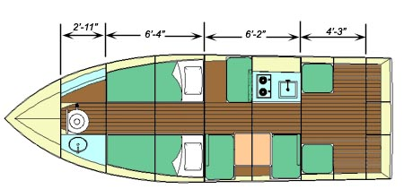 down-east-cruiser-25-cabin-layout