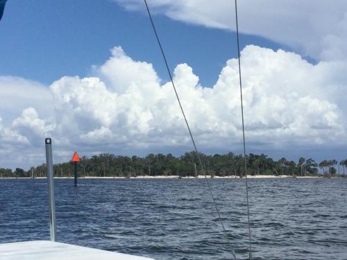 Crystal River Sand Island 2